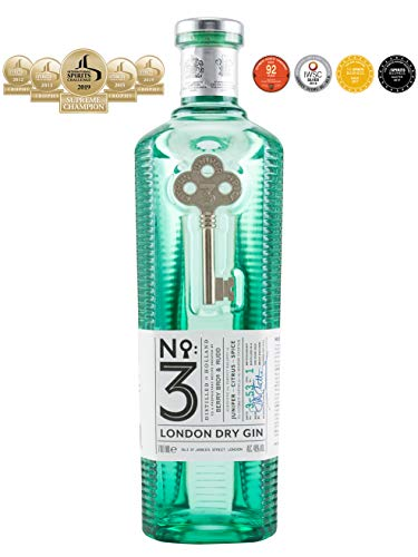 Gin Nº3 London Dry, 700 ml