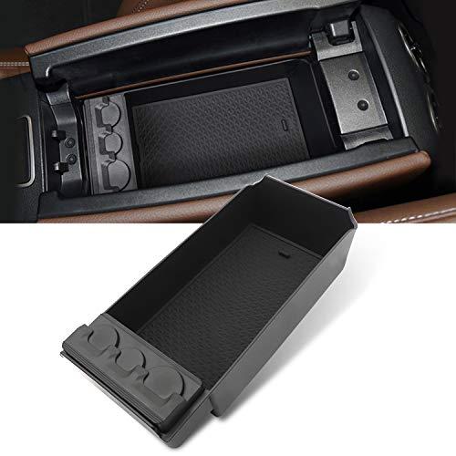 YEE PIN Benz A-Class W177 2019 / B-Class W247 2019 / GLA H247 SUV 2020 / CLA C118 2020 Mittelkonsole Handschuhfach für Armlehne Organizer Aufbewahrungsbox Mit Rutschfestermatte Autozubehör