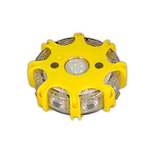 Powerflare Plus LED Signallicht gelb