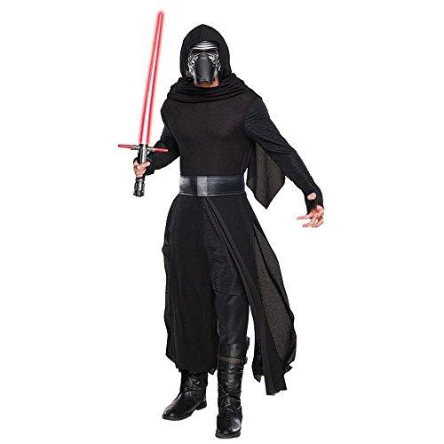 Generique - Disfraz Adulto Deluxe Kylo REN Star Wars VII XL