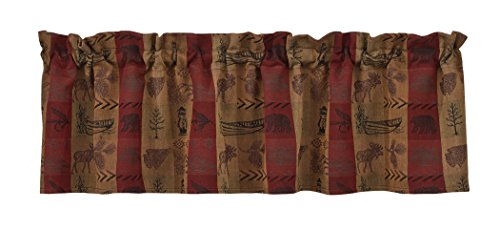 Park Designs High Country Valance, 72 x 14