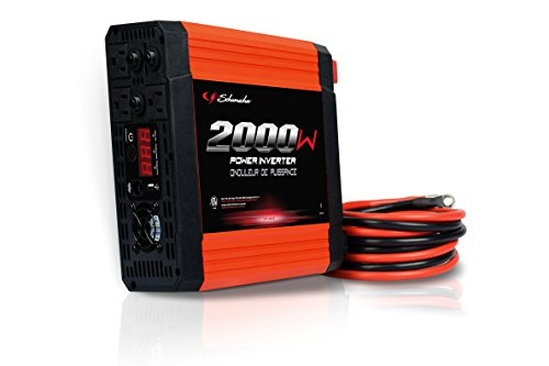 Schumacher PIF-2000 2000W Power Inverter