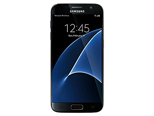 Samsung Galaxy S7 G930V 32GB Verizon 4G LTE Quad-Core Phone w/ 12MP Dual Pixel Camera - Black Onyx