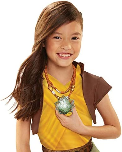Disney Raya Dragon Flower Light Up Necklace product image