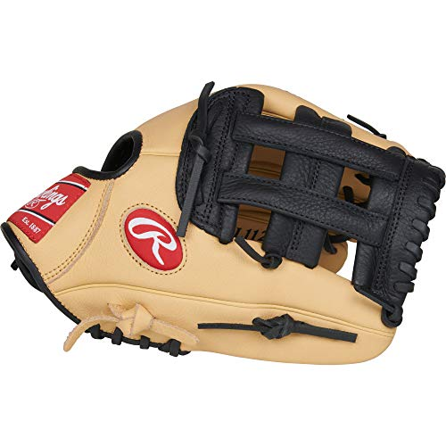 RAWLINGS Baseball Gloves & Mitts Guantes de béisbol, Unisex Adulto,...