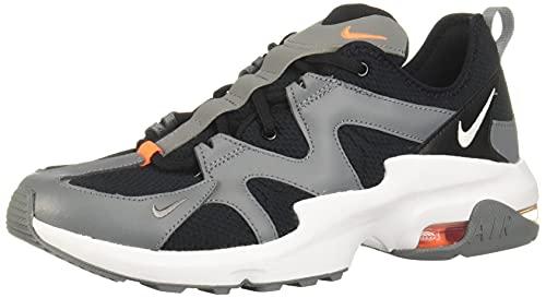 Nike Air Max Graviton, Scarpe da Running Uomo, Nero (Black/White/Cool Grey/Total Orange 002), 43 EU