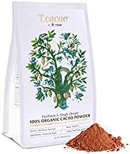 T.cacao Heirloom & Single Origin 100% ORGANIC CACAO POWDER