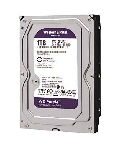 Build My PC, PC Builder, Western Digital WD10PURZ