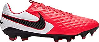 [ナイキ] メンズ ティエンポ レジェンド8 Tiempo Legend 8 Pro FG サッカー スパイク RED/BLACK [並行輸入品]