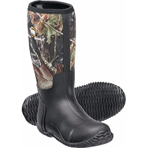 Mens Camo Rubber Boots 11 D(M) US Camouflauge