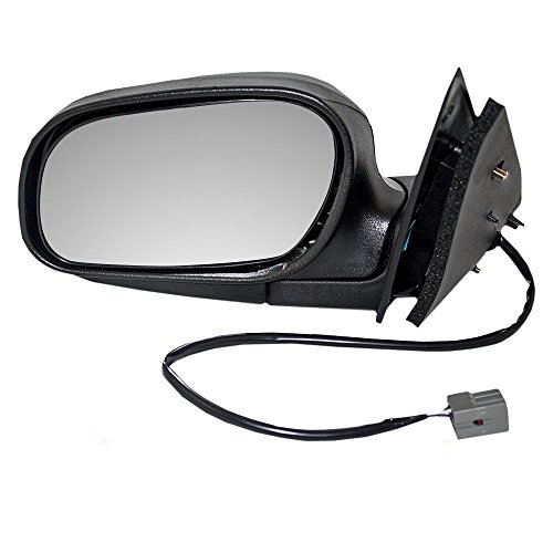 Replacement Drivers Power Side View Mirror Replacement for 98-08 Ford Crown Victoria Mercury Grand Marquis 9W7Z 17683 A