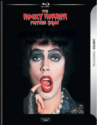 The Rocky Horror Picture Show - Limited Cinedition [Blu-ray]