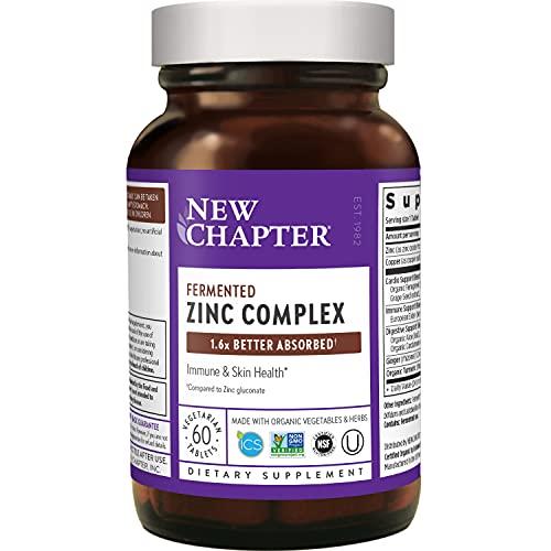 Zinc Supplement – New...