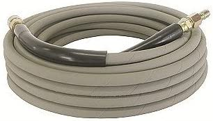 discount BE new arrival Pressure 4000 high quality PSI 50' Non Marking Rubber Pressure Washer Hose online sale