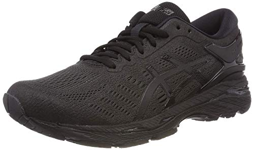 ASICS Gel-Kayano 24, Scarpe Running Uomo, Nero Black/Carbon 9090, 44 EU