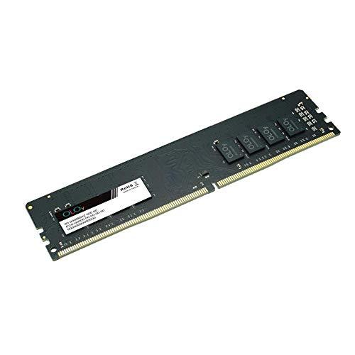オルオイOLOy DDR4 2666Mhz(PC4-21300) 8GB×1枚 デスクトップPC用メモリ CL19 1.2V 288pin キット 無期限保証(MD4U082619BZSB)