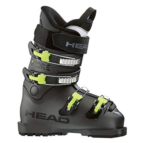HEAD Kinder Skischuh Kore 60 Anthrazite (25,0)