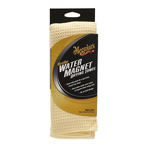 Meguiars X2000EU Water Magnet Microfiber Drying Towel Trockentuch Wassermagnet