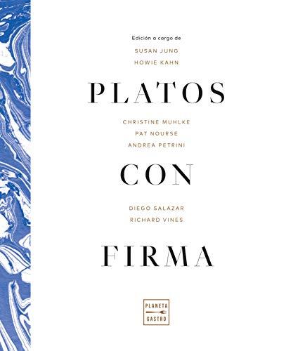 Platos con firma (Grandes chefs)