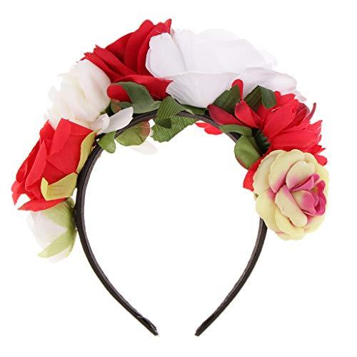 Mariage Mix Rose Fuchsia épingles à cheveux//Kirby Grips Fleur Accessoires Boho Festival