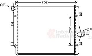 refrigeraci/ón del Motor Van Wezel 18002265/Ventilador