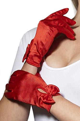 Smiffys 43173 - Handschuhe Kurz mit Bogen