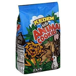 Great interest Kedem Kids Animal Cookies 12 Oz. Of Pack 3. Portland Mall