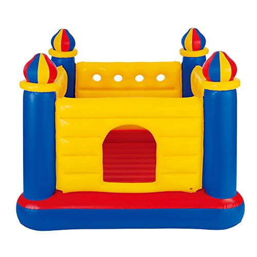Mini Trampoline voor kinderen Opblaasbare Trampoline verdikking klein pretpark Toy Huisraad Naughty Tent Playhouses speelbadjes Zwembad Aerated Jumping Bed Speeltuin Game Binnen/Buiten