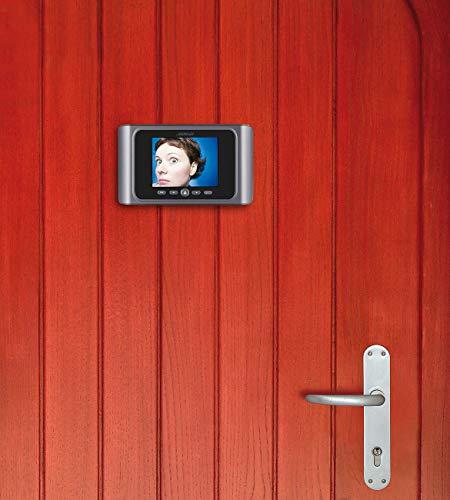 Somikon Digitale Türspion-Kamera - 5