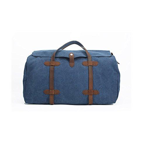 Plover's Tasche Grosse Kapazität Segeltuch Gepäck Geschäftsreise Reise Handtasche Kreuzkörper Tasche