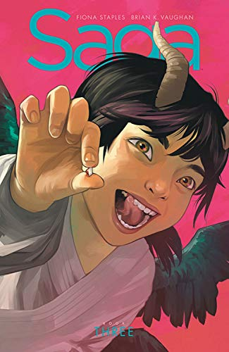 Compare Textbook Prices for Saga Book Three Illustrated Edition ISBN 9781534312210 by Vaughan, Brian K,Staples, Fiona