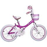 Royalbaby Girls Bike Bunny 18 Inch Girl's Bicycle...