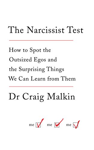The Narcissist Test: How to spot outsized egos ... and the surprising things we can learn from them (English Edition)