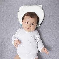 Babymoov Lovenest Original White Supporto Testa Morfologico, in Cotone Bio, Fabbricato in Europa #6