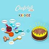 Coffret Kiddoz - On s'amuse en cuisine avec les tasses Kiddoz