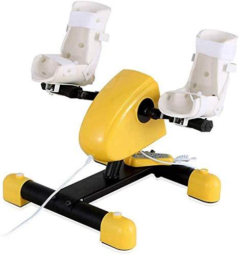 YXB Elektrisches Rehabilitationsgerät für Kinder, für Arme, Beine, Pedal, Fahrrad, Gesundheit, Erholung, Pedaltrainer mit Display Touchscreen für Handicap, Behinderte und Stroke Survivor