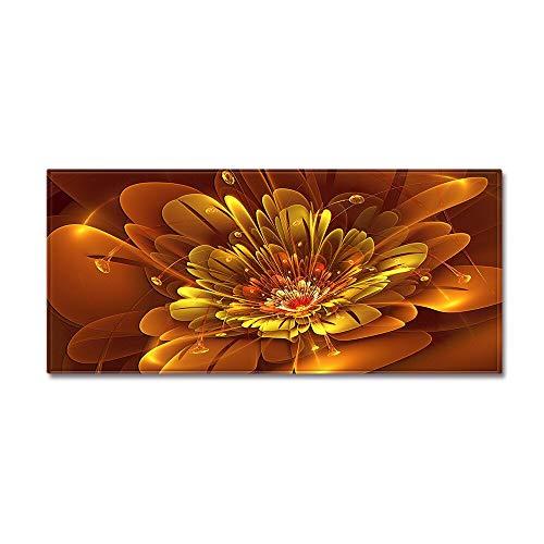OPLJ Alfombra de Cocina con diseño Floral Alfombra de decoración Alfombras Antideslizantes Alfombra de absorción de Agua Alfombrillas de sofá de Dormitorio Alfombra de área 3D A7 40x120cm