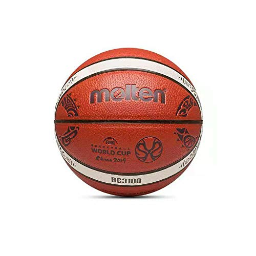 Buy LuSitabqi Molten BG3100 Size 7 PU Basketball Sports Training Ball for Men's Outdoor Game