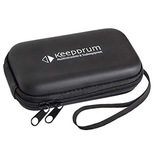 Keepdrum Softcase draagtas beschermhoes voor digitale camera Go Pro camera's