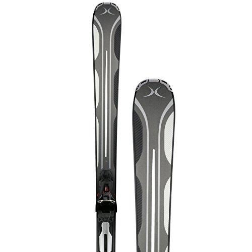 Indigo-Esquí alpino-Color gris