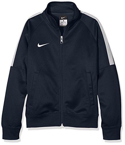 Nike Team Club Trainer Track Jacket-658940-451 Chaqueta para Niños, Azul, Mediano