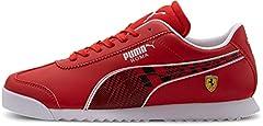 Moto-inspired Sneaker Roma
