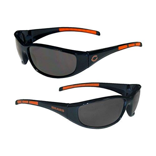 Siskiyou Gifts Co, Inc. Chicago Bears Wrap Sunglasses