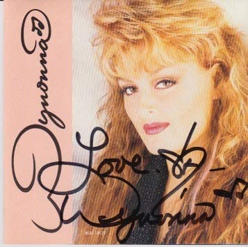 Wynonna Very popular Judd Safety and trust signed CD