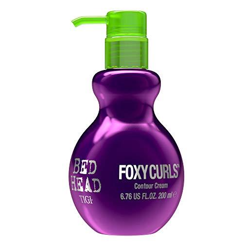 Bed Head by Tigi Foxy Curls Curly Hair Cream for Defined Curls 200 ml
