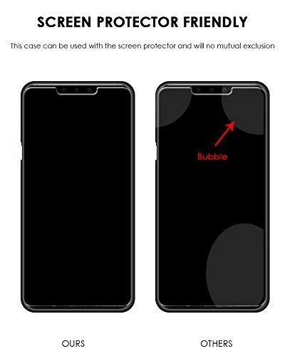 TOPACE Hülle für Huawei Mate 30 pro Ultradünne Leichte Matte Handyhülle Einfache Stoßfeste Kratzfeste Schutzhülle kompatibel mit Huawei Mate 30 pro (Schwarz) - 6