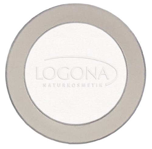 LOGONA Naturkosmetik Eyeshadow Mono No. 03 Satin Light, Natural Make-up, Lidschatten, mit...