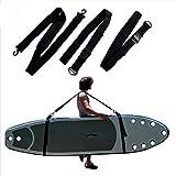 MARKER Accesorios Kayak Correas Tabla de Surf, Paddle Board Correas Cruzadas de la Correa de la Armadura, con el Surf Accesorios, Correas multifuncionales