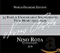 34 RARE & UNAVAILABLE SOUNDTRACKS FILM MUSIC 1933-1979(2CD)