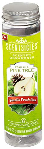 Pear in A Pine Tree Scentsicles, Product Range Premier Scentsicles, Recreational & Christmas